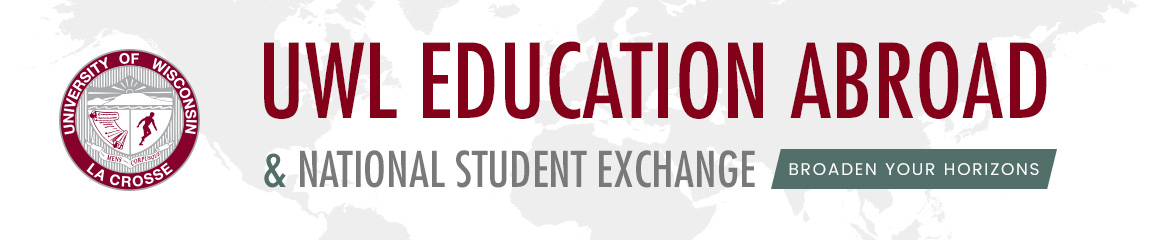 Education Abroad - University of Wisconsin – La Crosse